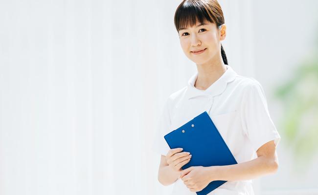 クリニック看護婦イメージ